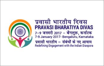 PRAVASI BHARATIYA DIVAS (PBD) CONVENTIONS -2017
