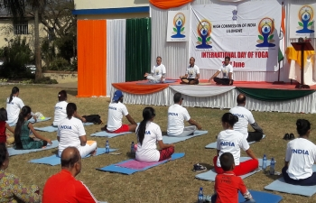 Celebration of IDY 2017 Blantyre