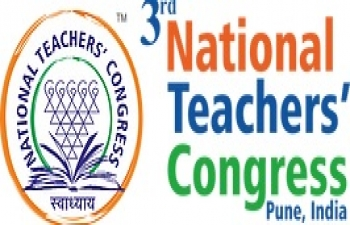 3rd Annual National Teachers Congress in Pune from Jan 04-06, 2019