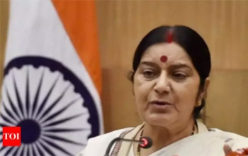 EAM's message on the occassion of Passport Seva Divas 2018