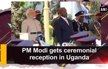 Text of the Prime Minister Narendra Modi Address at Parliament of Uganda on 25 July, 2018 during h is State Visit to Uganda