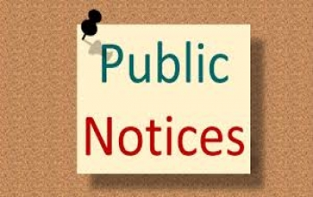 Notice regarding Public Dealing Timing for Consular Services