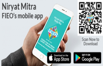 Launch of Niryat Mitra Mobile App: Connecting India to globe market