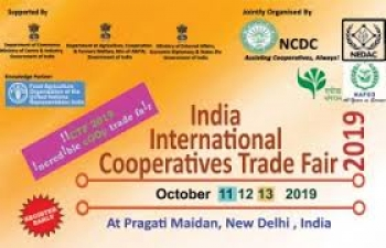 India-International Cooperative Trade Fair 2019