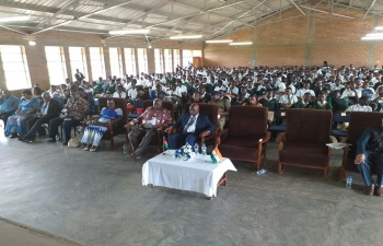Gifting of 100,000 Text Books by Government of India to Government of Malawi