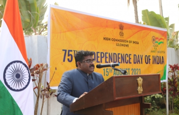 Celebration of 75th Independence Day of India - 15 August 2021