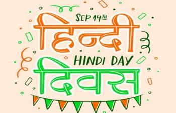 Celebration of Hindi Diwas 2021