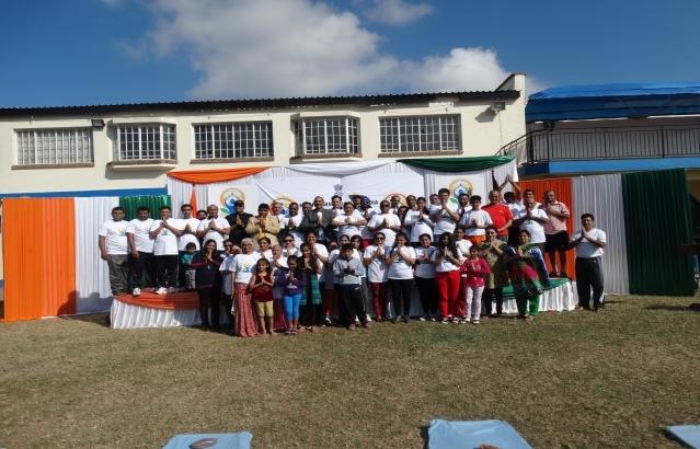 Celebration of IDY 2017 Blantyre